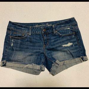 American Eagle Jean Shorts-10